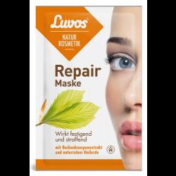 Luvos Naturkosmetik Repair Maske 2 x 7,5 ml