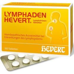 LYMPHADEN HEVERT Lymphdrüsentabletten 100St