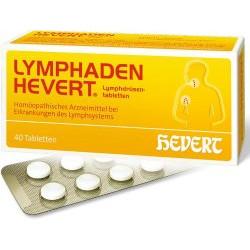 LYMPHADEN HEVERT Lymphdrüsentabletten 40St