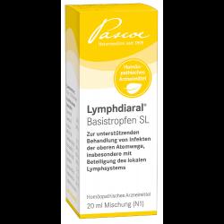 Lymphdiaral® Pascoe Basistropfen SL 20 ml