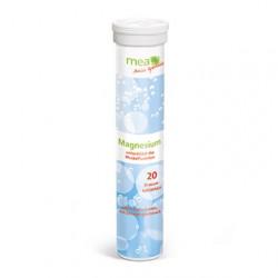 mea-Brausetabletten Magnesium  20 St.