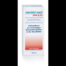meridol med CHX 0,2 % Spülung 300 ml