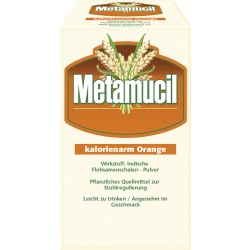 Metamucil Orange kalorienarm Pulver 30 x 5,8 g