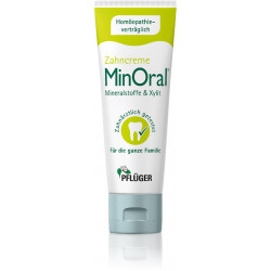 MinOral Zahncreme Pflüger 75 ml Tube