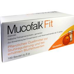 Mucofalk Fit Granulat Beutel 100 St.