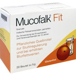 Mucofalk Fit Granulat Beutel 20 St.