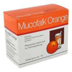 Mucofalk Orange Granulat Beutel 20 St.