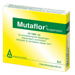 Mutaflor Suspension 10 x 1 ml
