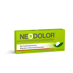 NEODOLOR Tabletten 20St