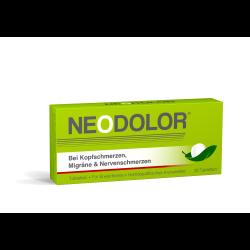 NEODOLOR Tabletten 20St