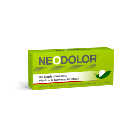 NEODOLOR Tablettten 40St