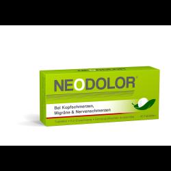 NEODOLOR Tablettten 40St
