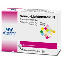 Neuro Lichtenstein N Drag. 50St