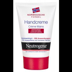 Neutrogena norweg.Formel Handcreme, unparfümiert 50 ml