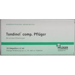 Tondinel comp. Pflüger Ampullen 10St