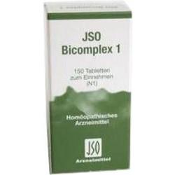 JSO Bicomplex Heilmittel Nr. 1 150St