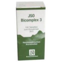 JSO Bicomplex Heilmittel Nr. 3 150St