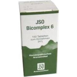 JSO Bicomplex Heilmittel Nr. 6 150St