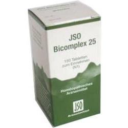 JSO Bicomplex Heilmittel Nr. 25 150St