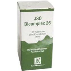 JSO Bicomplex Heilmittel Nr. 26 150St