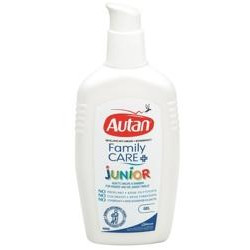 Autan Family CARE junior Gel 100ml
