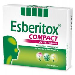 Esberitox COMPACT Tabletten 40 St