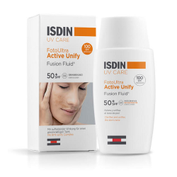 ISDIN FotoUltra Active Unify Fusion Fluid 50ml