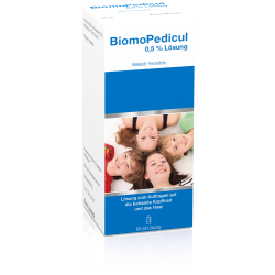 BiomoPedicul 0,5 % Lösung 50 ml