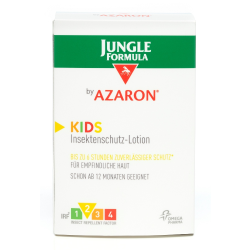 Jungle Formula by AZARON KIDS Lotion 125ml