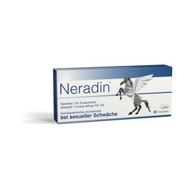 Neradin Tabletten 20St