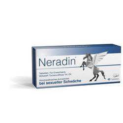Neradin Tabletten 40St