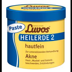 LUVOS Heilerde 2 hautfein 720g