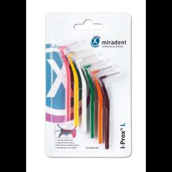 miradent Interdentalbürste I-Prox L sortiert 6St