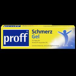 proff Schmerzgel 50 mg/g   50g