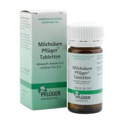MILCHSÄURE Pflüger Tabletten 100St