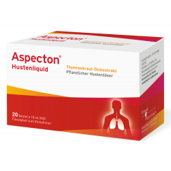 Aspecton Hustenliquid 20 St