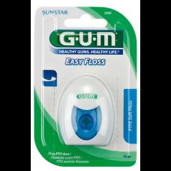 GUM Easy Floss Zahnseide 30m 1St