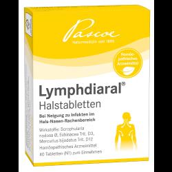 Lymphdiaral® Halstabletten 40St