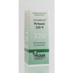 PFLÜGERPLEX Pertussis 320 H Tabletten 100St