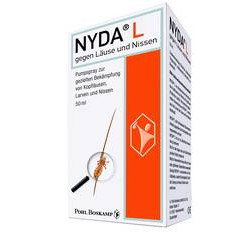 NYDA gegen Läuse und Nissen Pumplösung 2x50ml
