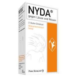 NYDA gegen Läuse und Nissen Pumplösung 50ml