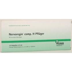 Nervoregin comp. H Pflüger Ampullen 10St