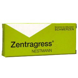 Zentragress Nestmann Tabletten 20St