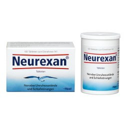 Neurexan Tabletten 100St