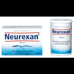 Neurexan Tabletten 250St