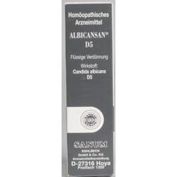 ALBICANSAN D5 Tropfen 10x10ml
