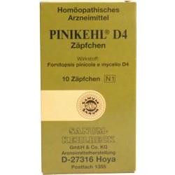 PINIKEHL D4 Zäpfchen 10St