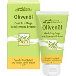 Olivenöl Gesichtspflege Mediterrane Bräune Creme 50ml