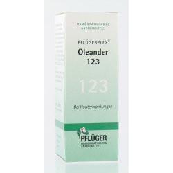 PFLÜGERPLEX Oleander 123 Tropfen 50ml
