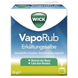 WICK VapoRub Erkältungssalbe 25g
